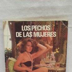Libros de segunda mano: LOS PECHOS DE LAS MUJERES - THOMAS LOWER - EDITORIAL VERGI - NOVELA EROTICA . Lote 50379526
