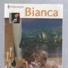Libros de segunda mano: BIANCA. SU PERDICION. MIRANDA LEE. EDICION HARLEQUIN. 2007. Lote 51100139