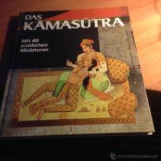 Libros de segunda mano: DAS KAMASUTRA . EN ALEMAN . TAPA DURA (LB28). Lote 51774873