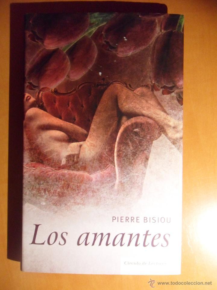 libro los amantes de pierre bisiou