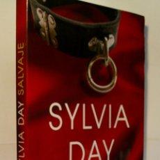 Libros de segunda mano: SALVAJE. DAY SYLVIA. 2014. Lote 53248818