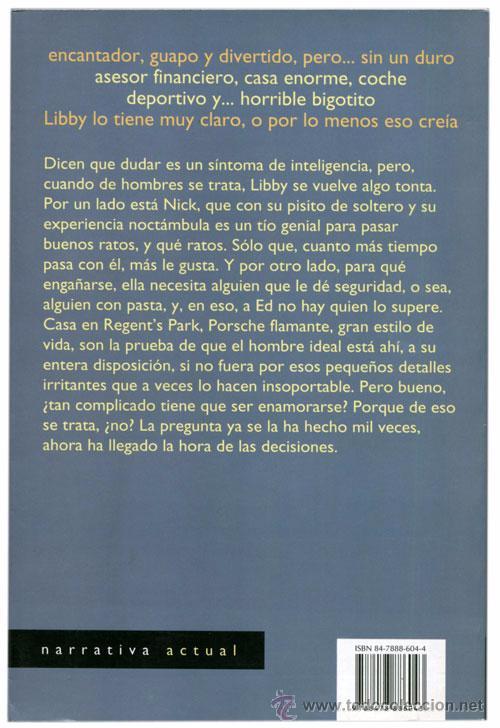 Libros de segunda mano: Jane Green - Nadie es perfecto - Salamandra (1ª Ed. 2000) - Gallardo - Foto 2 - 53890574