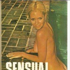 Libros de segunda mano: SENSUAL ASESINA. CLIFF MAXWEL. EDICIONES PETRONIO. BARCELONA. 1977. Lote 54217521