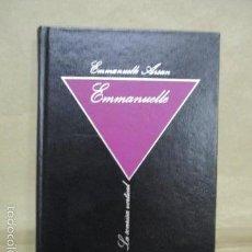 Libros de segunda mano: EMMANUELLE: LA LECCIÓN DEL HOMBRE - ARSAN, EMMANUELLE . Lote 100356595