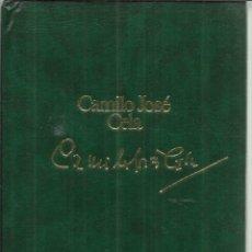 Libros de segunda mano: ENCICLOPEDIA DEL EROTISMO. CAMILO JOSÉ CELA. EDICIONES DESTINO. BARCELONA. 1990. Lote 56062082