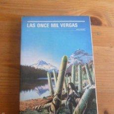 Libros de segunda mano: LAS ONCE MIL VERGAS. APOLLINAIRE. LAERTES. 1988 180PP. Lote 56799074