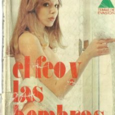 Libros de segunda mano: EL FEO Y LAS HEMBRAS. RALPH BARBY. EDITORIA BRUGUERA. BARCELONA. 1979. Lote 57149752