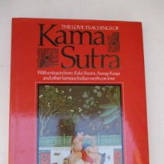Libros de segunda mano: KAMA SUTRA (ILUSTRADA, EN INGLES) - VER FOTOS. Lote 57609981