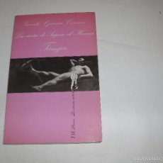 Libros de segunda mano: VICENTE GARCIA CERVERA - LAS CARTAS DE LAQUIA-EL-HAMRA , TANGER- L.S.V.. Lote 57695580