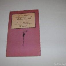 Libros de segunda mano: GEORGES BATAILLE - MADAME EDWARDA - EL MUERTO - LA SONRISA VERTICAL-. Lote 57710982