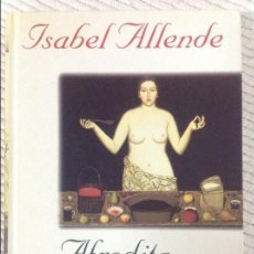 Libros de segunda mano: AFRODITA, ISABEL ALLENDE. Lote 57712265