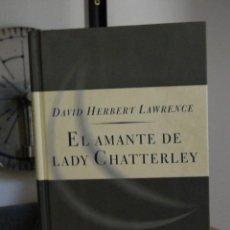 Libros de segunda mano: EL AMANTE DE LADY CHATTLERLEY - D. H. LAWRENCE - 1997. Lote 57946691