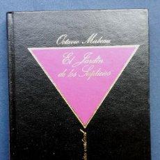 Libros de segunda mano: EL JARDÍN DE LOS SUPLICIOS - OCTAVIO MIRBEAU Nº 36 BLIBLIOTECA EROTISMO SONRISA VERTICAL TAPA DURA. Lote 58496308