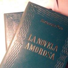 Libros de segunda mano: LA NOVELA AMOROSA. EDICION EDAF 1969. Lote 58690123