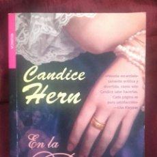 Libros de segunda mano: EN LA PASIÓN DE LA NOCHE - HERN, CANDICE ED. LA FACTORÍA DE IDEAS 2010. Lote 58839556