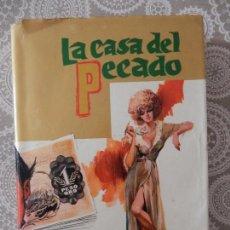 Libros de segunda mano: LA CASA DEL PECASO- LUC VALTI. Lote 62175940