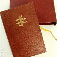 Libros de segunda mano: L-1381. EL DECAMERON. BOCCACCIO. CLASICOS VERGARA. TAPAS EN PIEL.AÑO 1961.. Lote 64458955