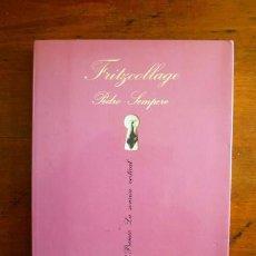 Livres d'occasion: SEMPERE, PEDRO. FRITZCOLLAGE. (LA SONRISA VERTICAL ; 29). Lote 71801431
