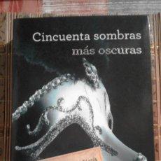 Libros de segunda mano: CINCUENTA SOMBRAS MÁS OSCURAS - E. L. JAMES. Lote 73498159