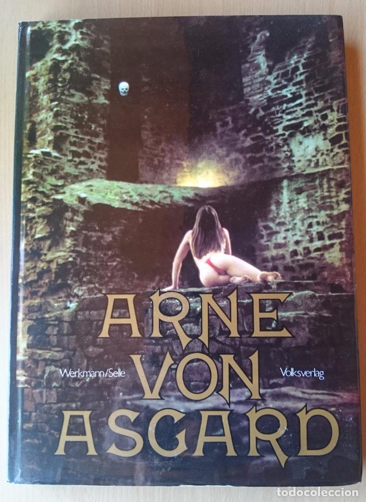 ARNE VON ASGARD - WINFRIED WERKMANN Y GONHILD SELLE (Libros de Segunda Mano (posteriores a 1936) - Literatura - Narrativa - Erótica)