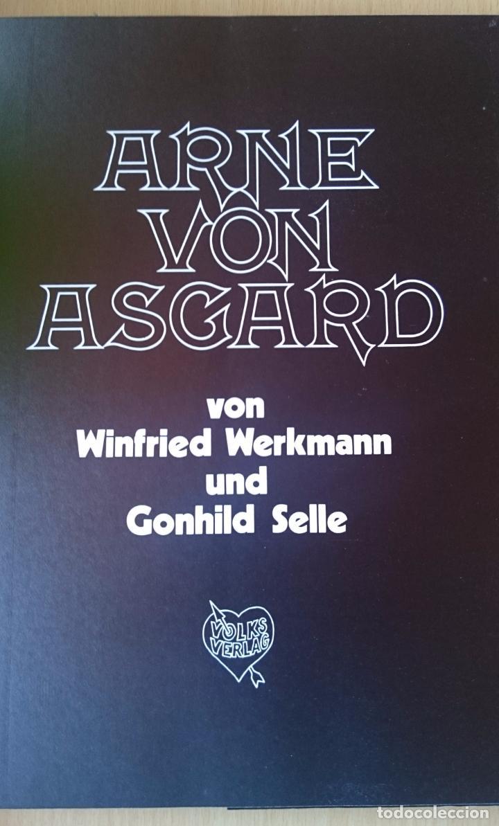 Libros de segunda mano: ARNE VON ASGARD - Winfried Werkmann y Gonhild Selle - Foto 2 - 80216001