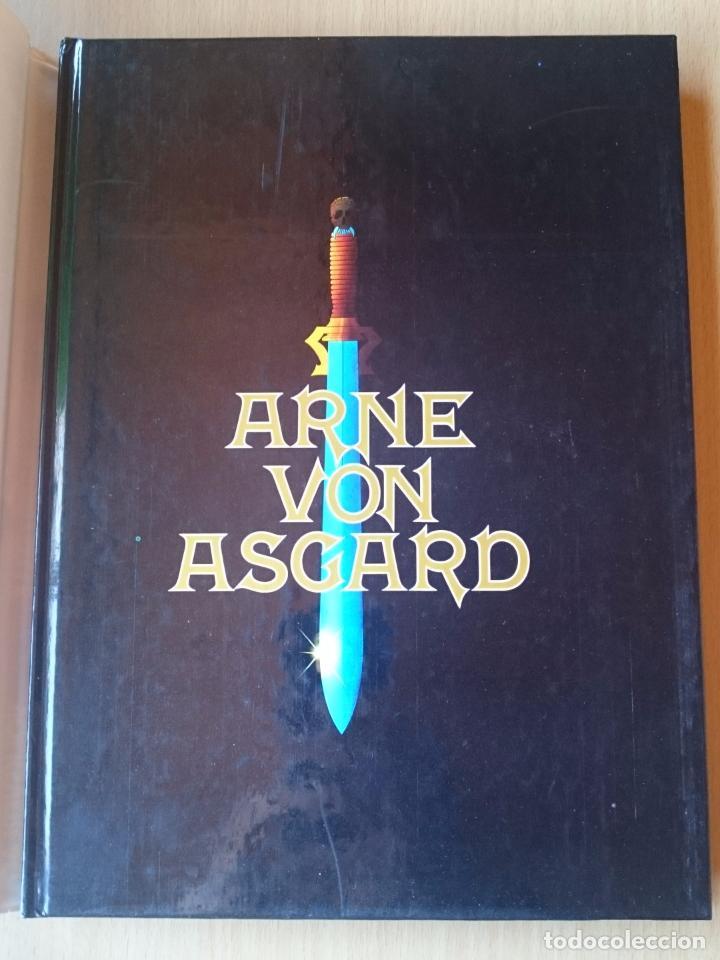 Libros de segunda mano: ARNE VON ASGARD - Winfried Werkmann y Gonhild Selle - Foto 3 - 80216001