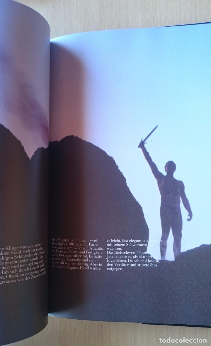 Libros de segunda mano: ARNE VON ASGARD - Winfried Werkmann y Gonhild Selle - Foto 6 - 80216001
