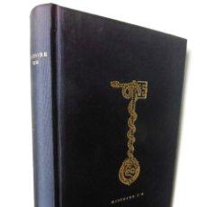 Libros de segunda mano: NOVELA ERÓTICA: HISTORIA DE O - HISTOIRE D'O (PARIS, 1963, EDICIÓN NUMERADA) - PAULINE RÉAGE. Lote 90195460