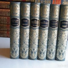 Libros de segunda mano: CLÁSICOS LICENCIOSOS (SEIS TOMOS) - EDICIONES ANTIGUAS - BARCELONA (1983). Lote 97119391