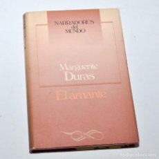 Libros de segunda mano: EL AMANTE - MARGUERITE DURAS - CÍRCULO DE LECTORES. Lote 97149643