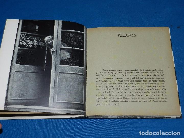 Libros de segunda mano: (M) CAMILO JOSE CELA - IZAS , RABIZAS Y COLIPOTERRAS , FOT. JUAN COLOM , EDT LUMEN 1964 , ILUSTRADO - Foto 4 - 98846103
