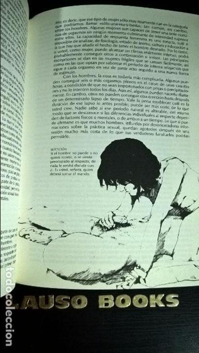 Libros de segunda mano: EL GOCE DE AMAR. GUIA ILUSTRADA DEL AMOR. ALEX COMFORT. - Foto 3 - 101075111