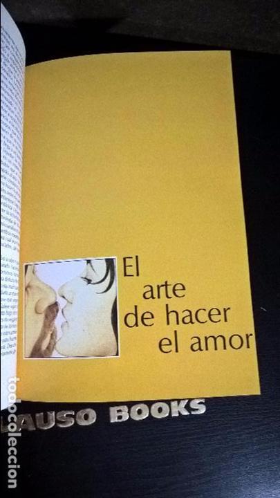 Libros de segunda mano: EL GOCE DE AMAR. GUIA ILUSTRADA DEL AMOR. ALEX COMFORT. - Foto 5 - 101075111