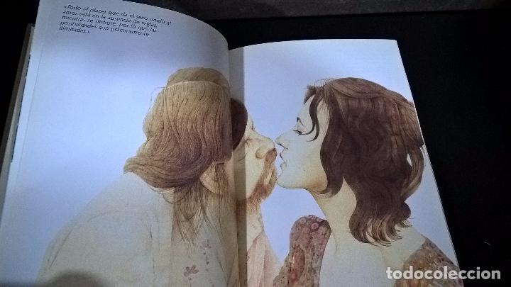 Libros de segunda mano: EL GOCE DE AMAR. GUIA ILUSTRADA DEL AMOR. ALEX COMFORT. - Foto 6 - 101075111