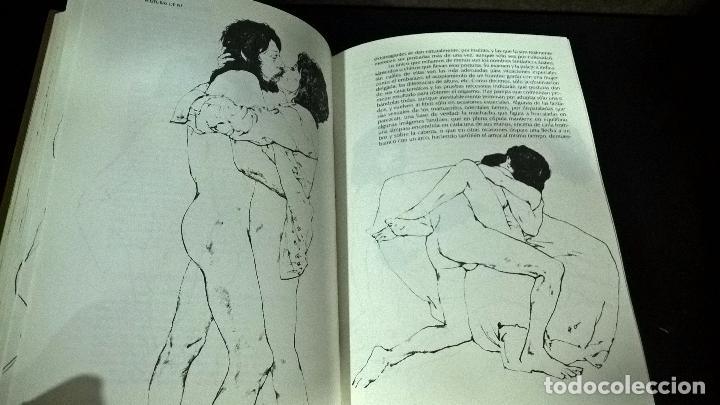 Libros de segunda mano: EL GOCE DE AMAR. GUIA ILUSTRADA DEL AMOR. ALEX COMFORT. - Foto 10 - 101075111