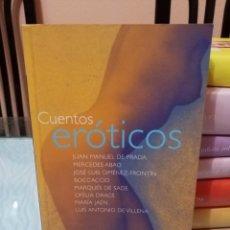 Libros de segunda mano: CUENTOS ERÓTICOS - VARIOS AUTORES. Lote 103299303