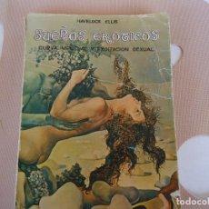 Libros de segunda mano: SUEÑOS EROTICOS. Lote 103628471