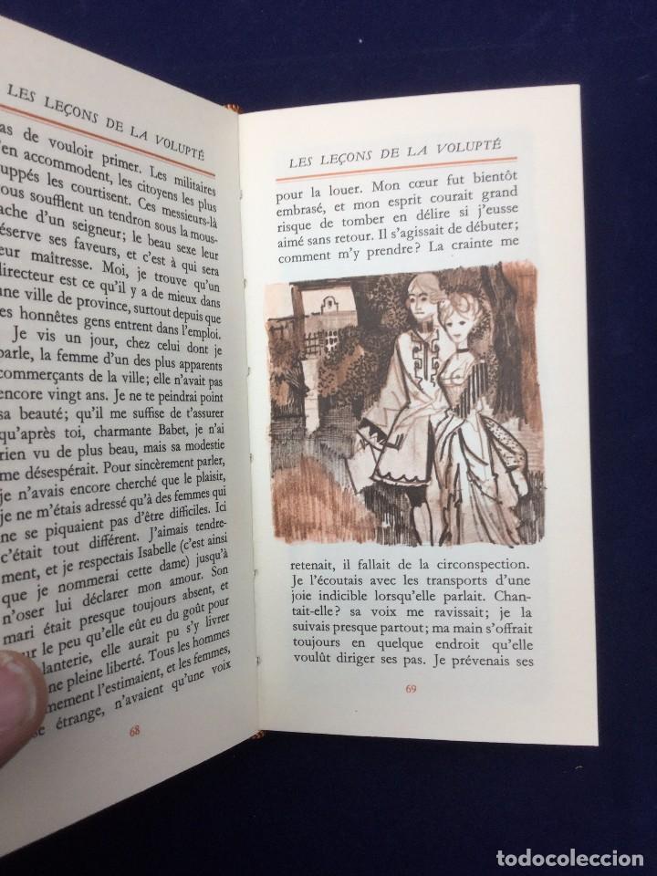 Libros de segunda mano: ERÓTICA. CHEVALIER DE WILFORT. LES LEÇONS DE LA VOLUPTÉ. 1969 - Foto 3 - 103933895