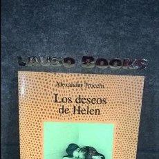 Libros de segunda mano: LOS DESEOS DE HELEN. ALEXANDER TROCCHI. ALCOR. MARTINEZ ROCA 1993.. Lote 105819823