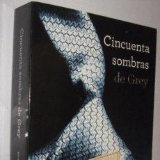 Libros de segunda mano: CINCUENTA SOMBRAS DE GREY I - E. L. JAMES *. Lote 105992423