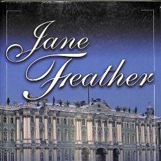 Libros de segunda mano: NOCHES PLATEADAS - JANE FEATHER / DIANA DELGADO - TERCIOPELO. Lote 106228552