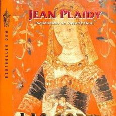 Libros de segunda mano: LAS CORTES DEL AMOR - JEAN PLAIDY (SEUDÓNIMO DE VICTORIA HOLT). Lote 106228568