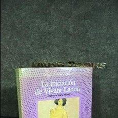 Libros de segunda mano: LA INICIACION DE VIVANT LANON. MARC CHOLODENKO. ALCOR 1989. LA FUENTE DE JADE.. Lote 107093359