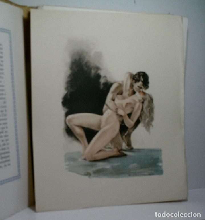 Libros de segunda mano: LART DAIMER. LES AMOURS. OVIDE. 1947. Collection Athena Bibliophile. - Foto 2 - 107476643