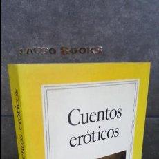 Libros de segunda mano: CUENTOS EROTICOS. EL ESPEJO DE TINTA. GRIJALBO 1990.. Lote 107484739