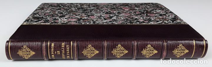 LE CHEVALIER DE PARNY ET SES POÉSIES ÉROTIQUES. L. DE FORGES. IMP CHANTENAY. 1949. (Libros de Segunda Mano (posteriores a 1936) - Literatura - Narrativa - Erótica)