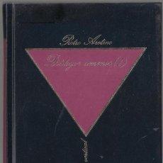 Libros de segunda mano: DIÁLOGOS AMENOS (I)- PIETRO ARETINO - BIBLIOTECA DEL EROTISMO/LA SONRISA VERTICAL Nº 38 - 1984. Lote 110136487