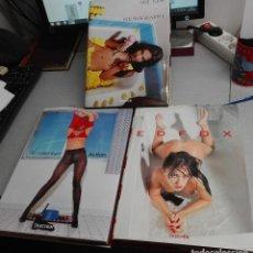 Libros de segunda mano: THE NEW EROTIC PHOTOGRAPHY - ACTION - EDFOX / FOTOGRAFÍA ERÓTICA (EXPLÍCITA) / 3 LIBROS / TASCHEN. Lote 110444391