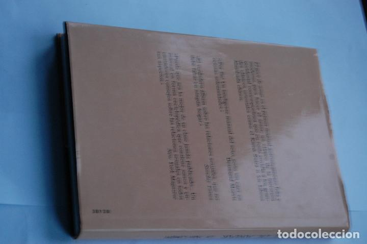 Libros de segunda mano: el goce de amar. Dr. Alex comfort. ediciones folio. 2009. tapa dura. guia ilustrada del amor. - Foto 4 - 110903699