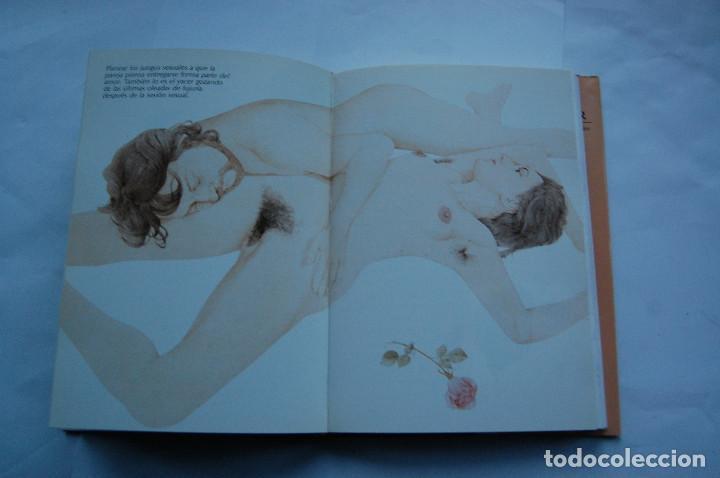 Libros de segunda mano: el goce de amar. Dr. Alex comfort. ediciones folio. 2009. tapa dura. guia ilustrada del amor. - Foto 6 - 110903699